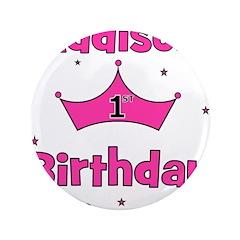 1st Birthday Princess Addison 3.5