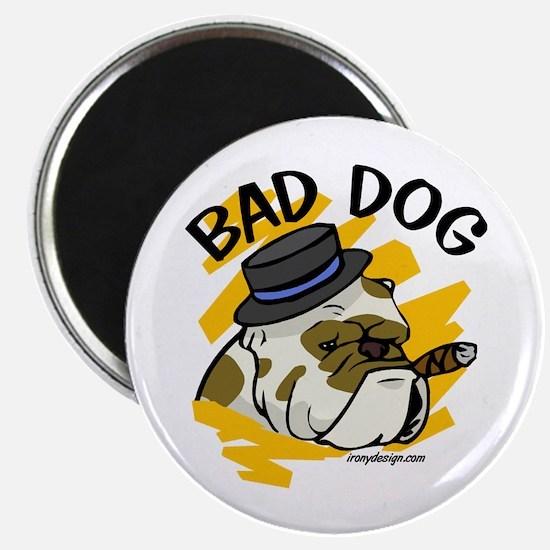 Bad Dog Magnet