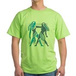 Gemini Green T-Shirt