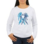 Gemini Women's Long Sleeve T-Shirt