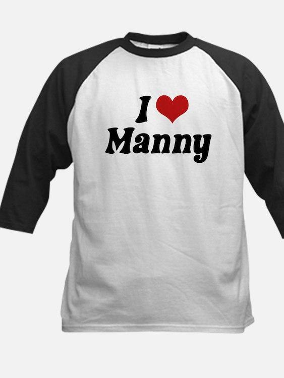 I Love Manny Tee