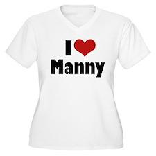 I Love Manny T-Shirt