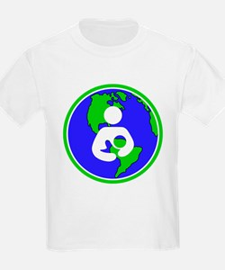 IBFS Earth Mother #2 T-Shirt
