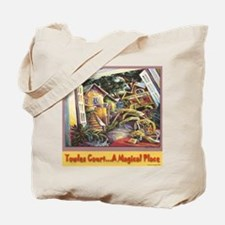 Towles Court...A Magical Place Tote Bag