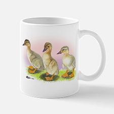Buff Ducklings Mug