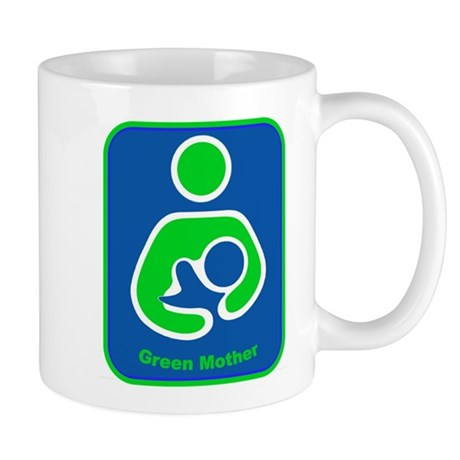 IBFS Green Mother Mug