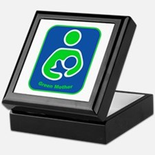 IBFS Green Mother Keepsake Box
