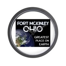 fort mckinley ohio - greatest place on earth Wall
