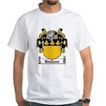 Graham Coat of Arms White T-Shirt