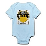 Graham Coat of Arms Infant Creeper