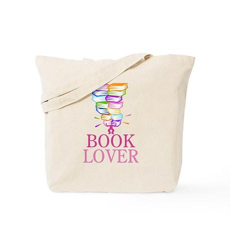 Mountain Of Books Tote Bag