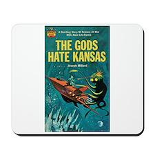 "Mousepad - ""The Gods Hate Kansas"""