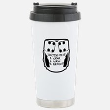 Wear, Wash, Repeat... Travel Mug