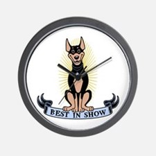 Best in Show Wall Clock