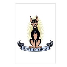 Best in Show Postcards (Package of 8)