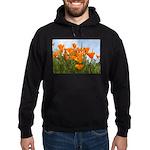 Poppies Hoodie (dark)