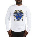 Green Coat of Arms Long Sleeve T-Shirt