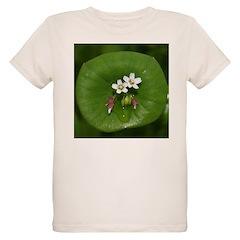 Miner's Lettuce Flowers T-Shirt