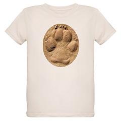Dog Track Plain Organic Kids T-Shirt
