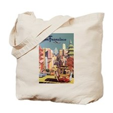 YesterdayCafe Tote Bag