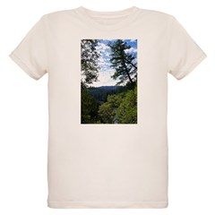 Eel River from the cliff T-Shirt