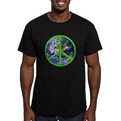 Earth Peace Symbol T