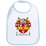 Grierson Coat of Arms Bib