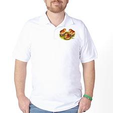 Red Leghorn Chicks T-Shirt