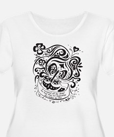 I welcome all things woman white T-Shirt