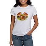 Red Leghorn Chicks Women's T-Shirt