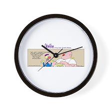 Unique Pound Wall Clock