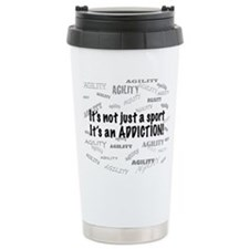 Agility Addiction Thermos Mug
