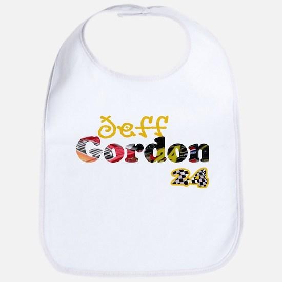 Jeff Gordon Bib