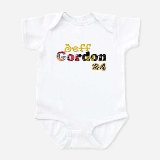 Jeff Gordon Infant Bodysuit
