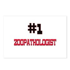 Number 1 ZOOPATHOLOGIST Postcards (Package of 8)