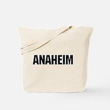 Anaheim, California Tote Bag