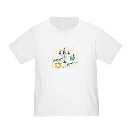 Happy Chanukah - Toddler T-Shirt
