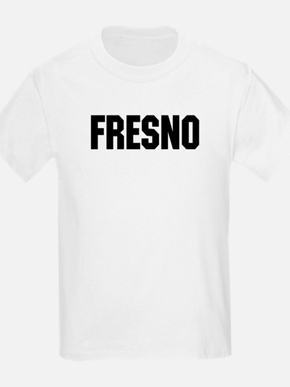 Fresno, California Kids T-Shirt