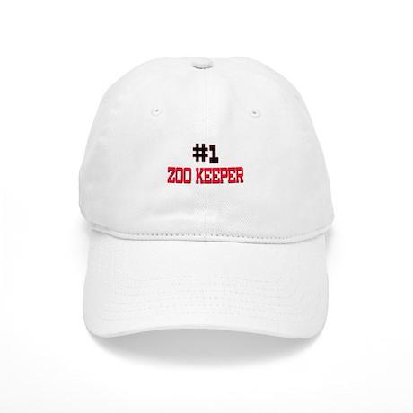 Number 1 ZOO KEEPER Cap