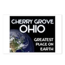 cherry grove ohio - greatest place on earth Postca