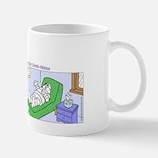 Michelin Man Mugs
