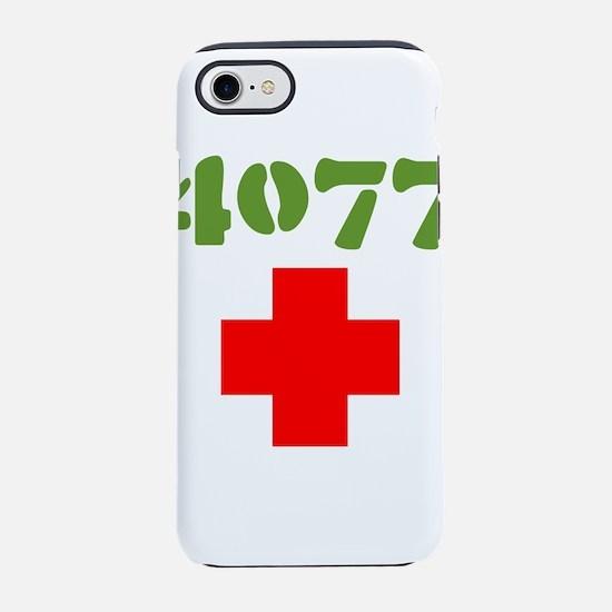 4077 Mash iPhone 7 Tough Case