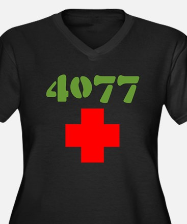 4077 Mash Plus Size T-Shirt