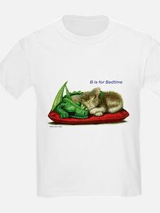 B is for Bedtime Kids T-Shirt