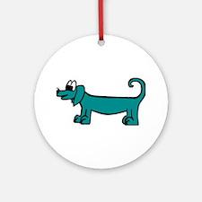 Dachshund - Dog Ornament (Round)