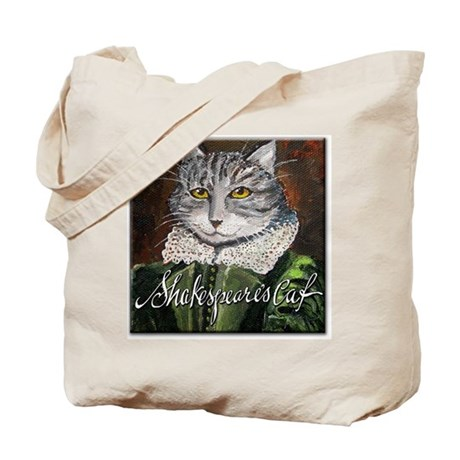 Shakespeare's Cat Tote Bag