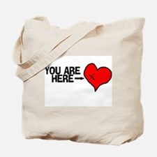 Funny Miss you Tote Bag