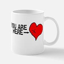 YouAreHere Mugs