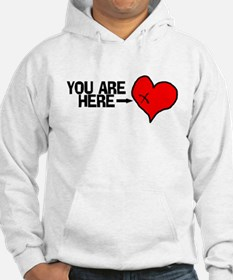 Funny Miss you Hoodie