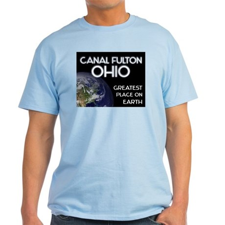 canal fulton ohio - greatest place on earth Light